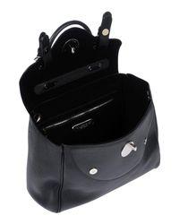 Hill & Friends Black Handbag