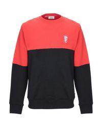 Wesc Sweatshirt in Red für Herren