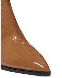 Botines de caña alta Aeyde de color Brown