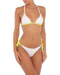 Agogoa White Bikini