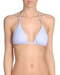 Fisico - Purple Bikini Top - Lyst
