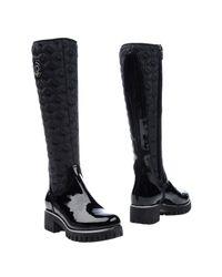 Loretta Pettinari Black Boots
