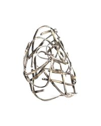 First People First - Metallic Bracelet - Lyst