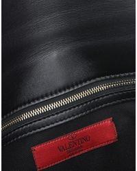 Sac porté épaule Valentino en coloris Black