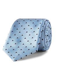 Paul Smith Blue Tie for men