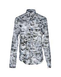 Chalayan Gray Shirt for men