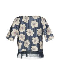 Liu Jo Blue Blouse