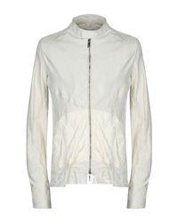 Blouson Giorgio Brato pour homme en coloris White