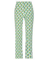 Maliparmi Green Casual Pants