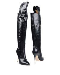 Elisabetta Franchi Black Boots