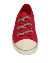 Tretorn - Red Low-tops & Sneakers for Men - Lyst