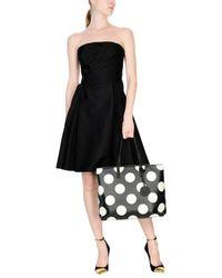 Boutique Moschino - Black Handbags - Lyst