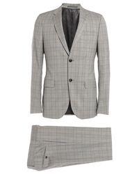 Gucci Gray Suit for men
