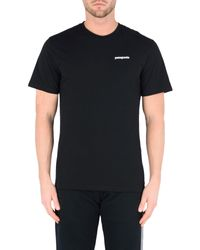 Patagonia T-shirts in Black für Herren