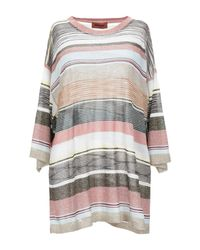 Pullover Missoni en coloris Multicolor