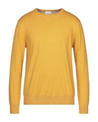Pullover Heritage de hombre de color Orange