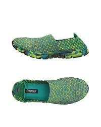 Colors Of California Green Low-tops & Sneakers for men