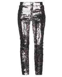 Pantalone di Isabel Marant in Metallic