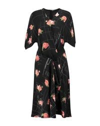 Chalayan Black Knee-length Dress