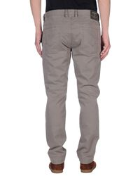 Pantalones AT.P.CO de hombre de color Gray