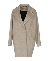 Tagliatore 0205 Multicolor Coat