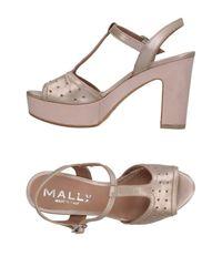 Mally Gray Sandals