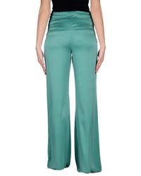 Maliparmi   Green Casual Trouser   Lyst