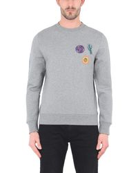PS by Paul Smith Gray Sweatshirt for men