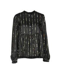 Blouse Isabel Marant en coloris Black