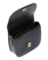 Ferragamo Black Handbag