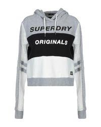 Sweat-shirt Superdry en coloris Multicolor
