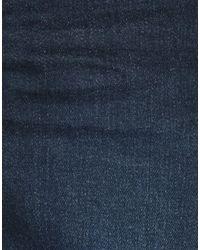 Solid Jeanshose in Blue für Herren