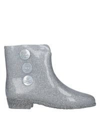 Vivienne Westwood Anglomania Gray Stiefelette