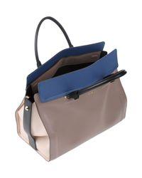 Furla - Gray Handbag - Lyst