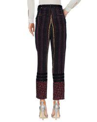 Pantalones N°21 de color Black