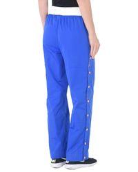 Nike Blue Casual Trouser