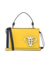 Emilio Pucci Yellow Handbags