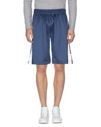 Bermuda di Nike in Blue da Uomo