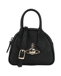 Vivienne Westwood Black Handbag