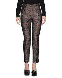 Dolce & Gabbana Multicolor Casual Pants