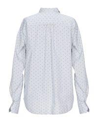 Camicia di Le Sarte Pettegole in Gray