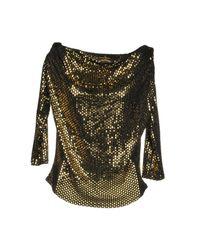 Vivienne Westwood Anglomania Black T-shirt