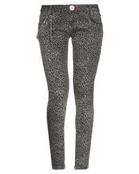 Pantaloni jeans di Philipp Plein in Gray