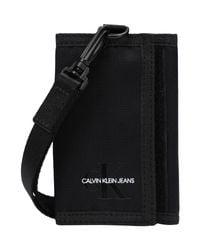 Portafogli di Calvin Klein in Black