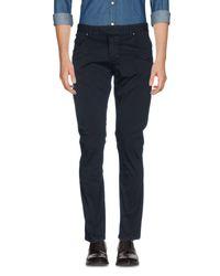 Pantalones Balmain de hombre de color Black