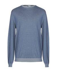 Pullover di Heritage in Blue da Uomo