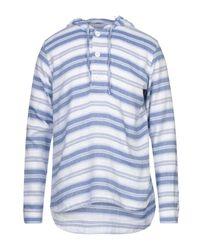 Orlebar Brown Hemd in Blue für Herren
