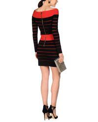 Balmain Black Short Dress