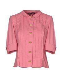 Veste Roberta Scarpa en coloris Pink