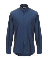 AT.P.CO Blue Shirt for men